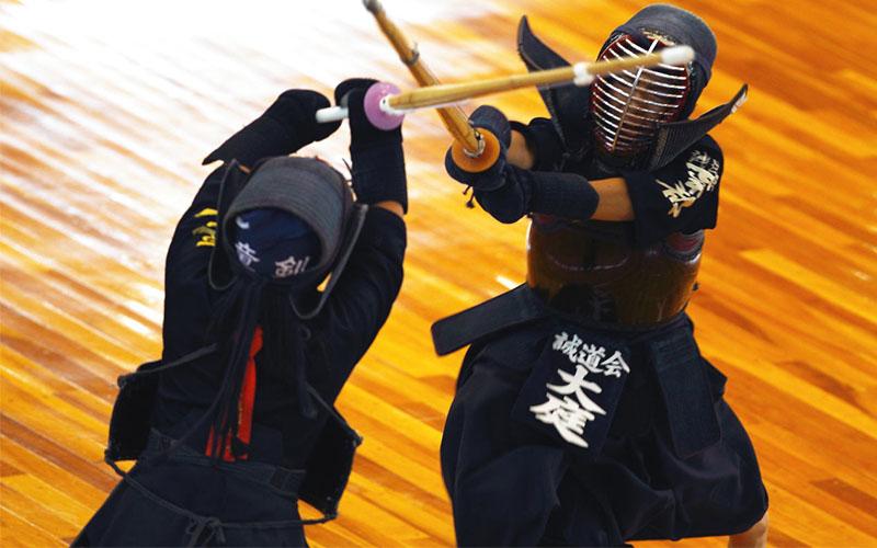 kendo attack